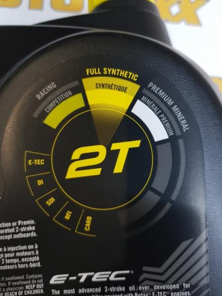 Ulei Full Syntetic E-TEC 2T 2