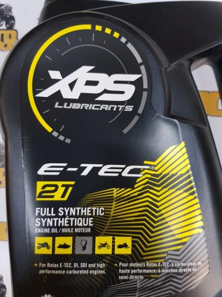 Ulei Full Syntetic E-TEC 2T 0